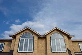 Gardinenideen und Infos zu Bogenfenstern