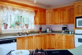 gardinen in esszimmer und küche - ratgeber gardinen.net - Küche Vorhang