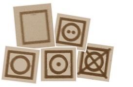 Waschsymbole pflegesymbole gardinen waschen und pflegen